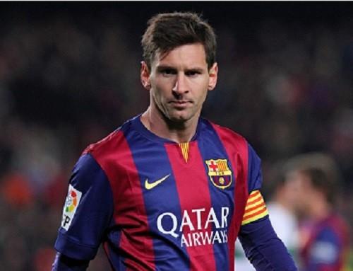 #2- Lionel Messi