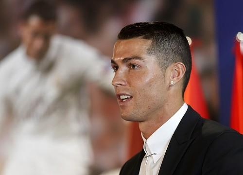 #1- Cristiano Ronaldo