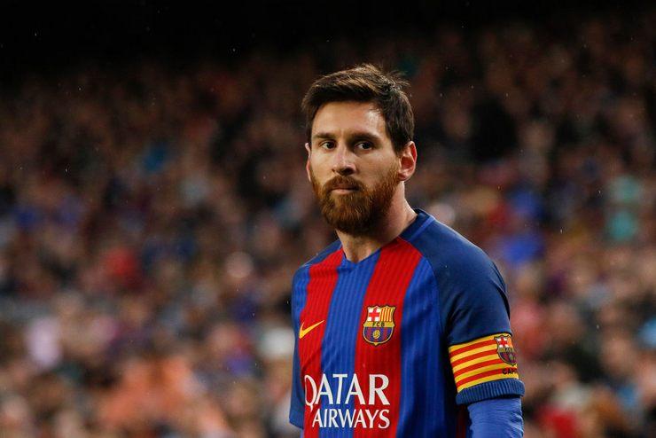 #2 Lionel Messi