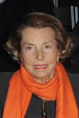#1 Liliane Bettencourt