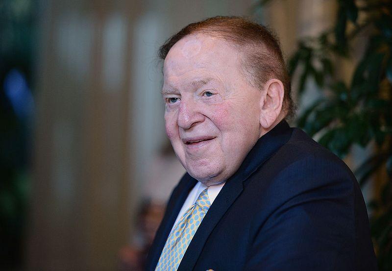 #20 Sheldon Adelson