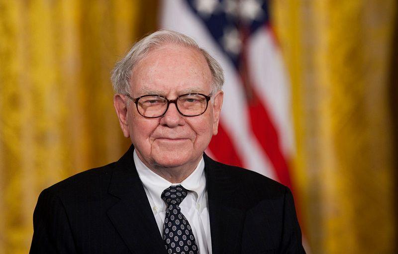#2 Warren Buffett