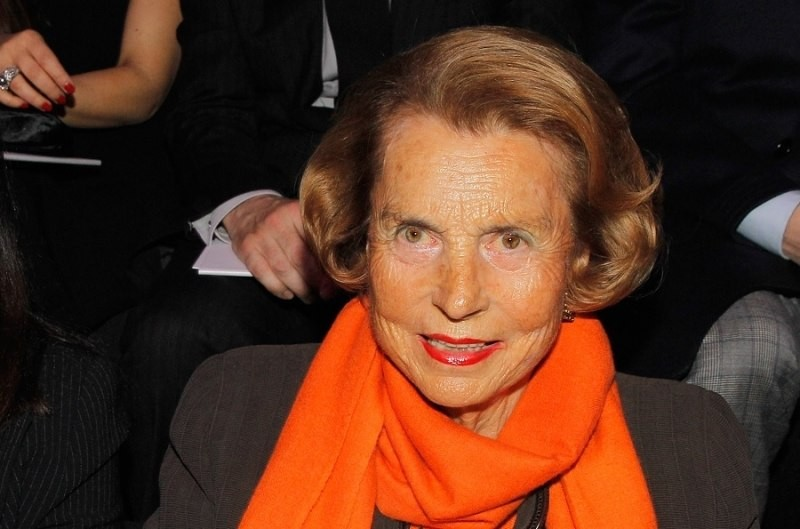 #2 Liliane Bettencourt
