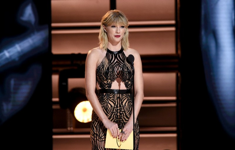 #1 - Taylor Swift