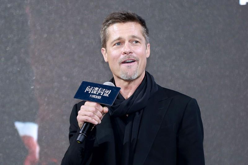 #10 Brad Pitt