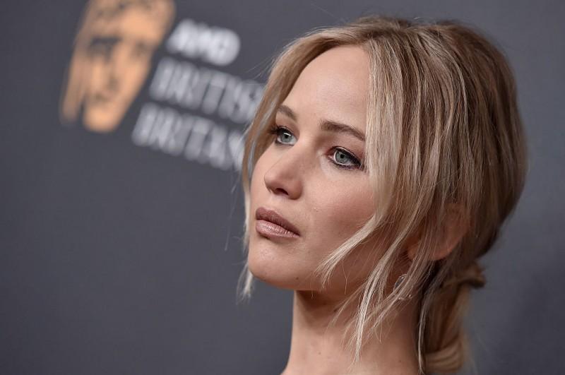 #1 - Jennifer Lawrence