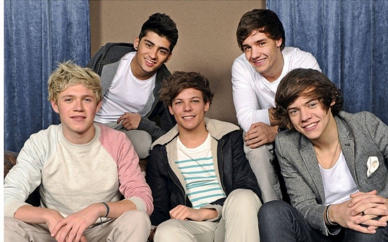 #2 - ONE DIRECTION