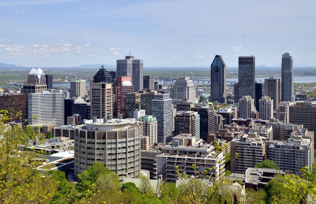 1- Montréal, Canada