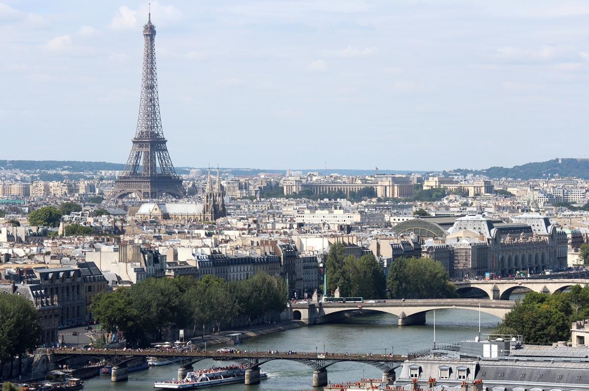 2 - Paris, France
