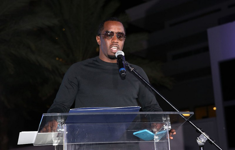 #1 Sean Combs (Puff Daddy)