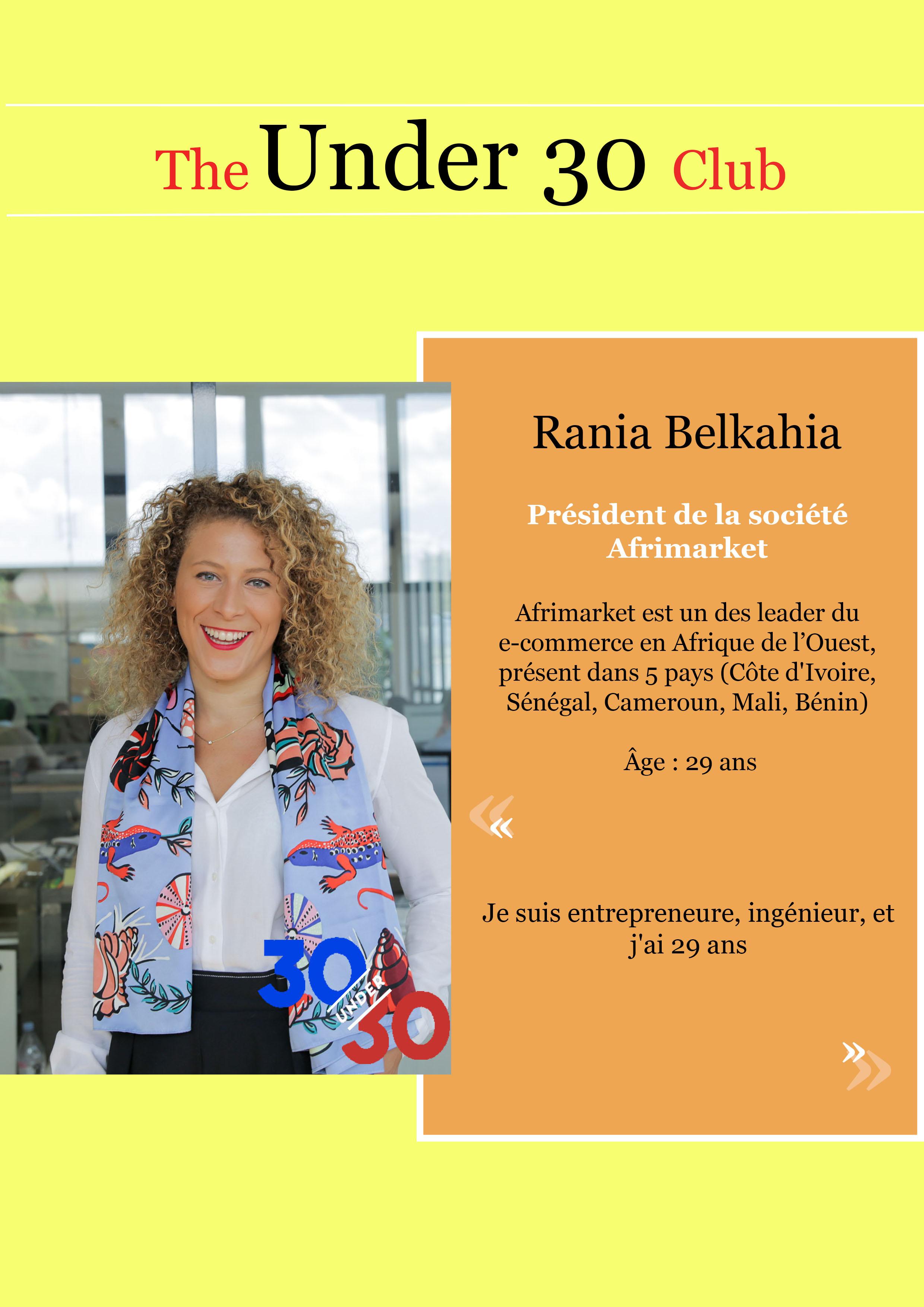 Rania Belkahia