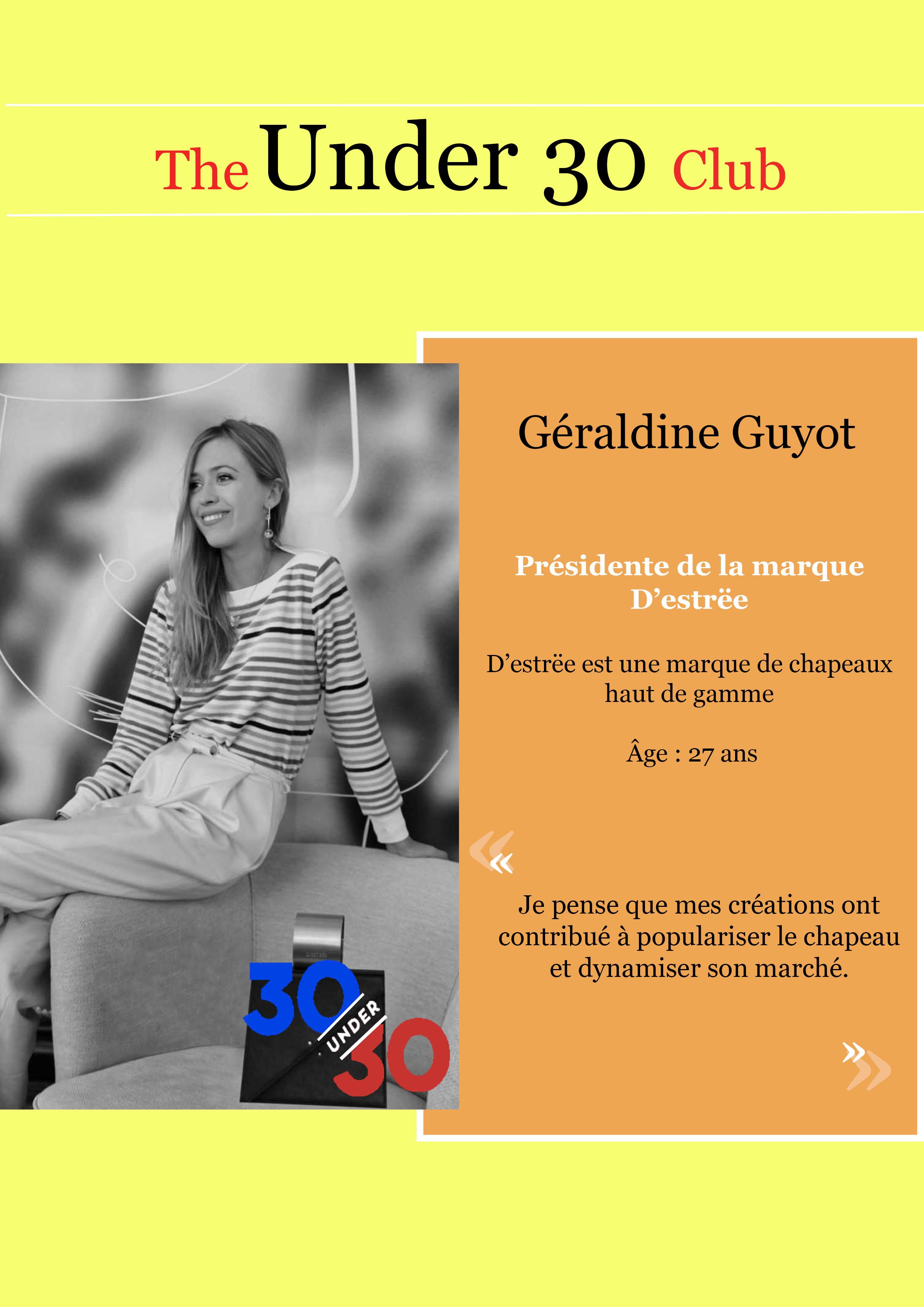 Geraldine Guyot
