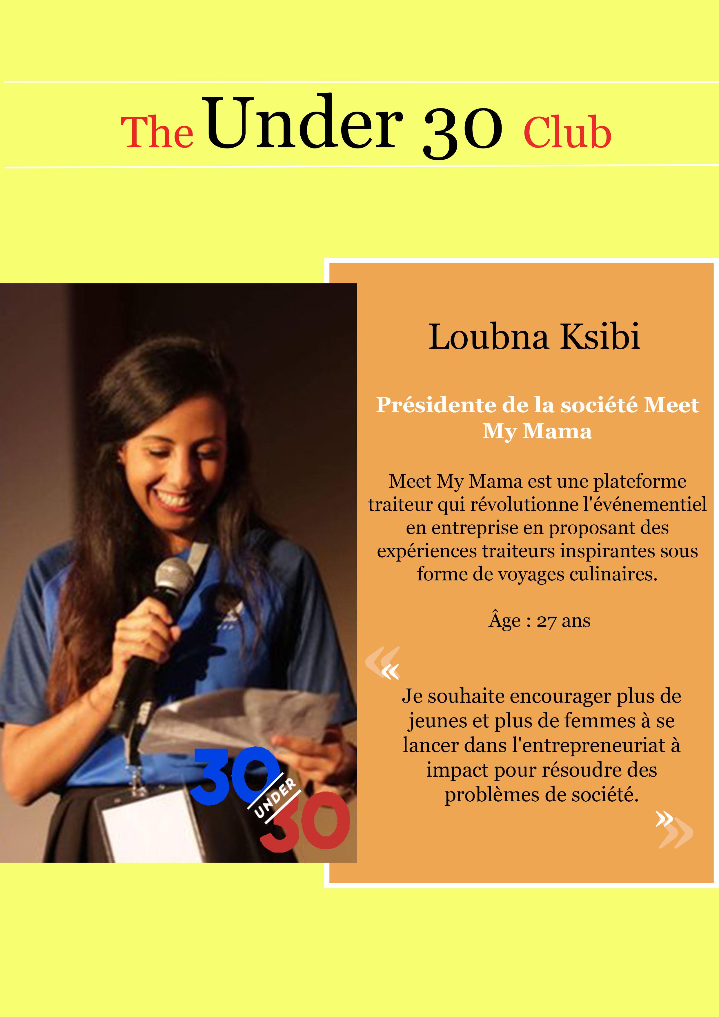 Loubna Ksibi