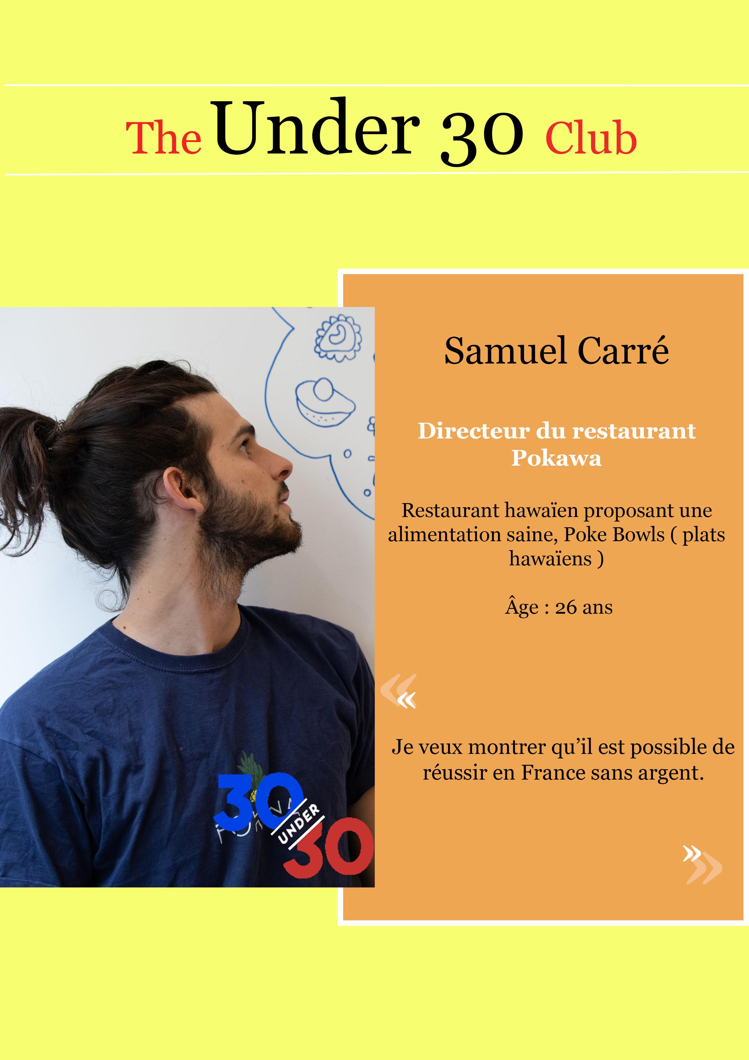 Samuel Carre