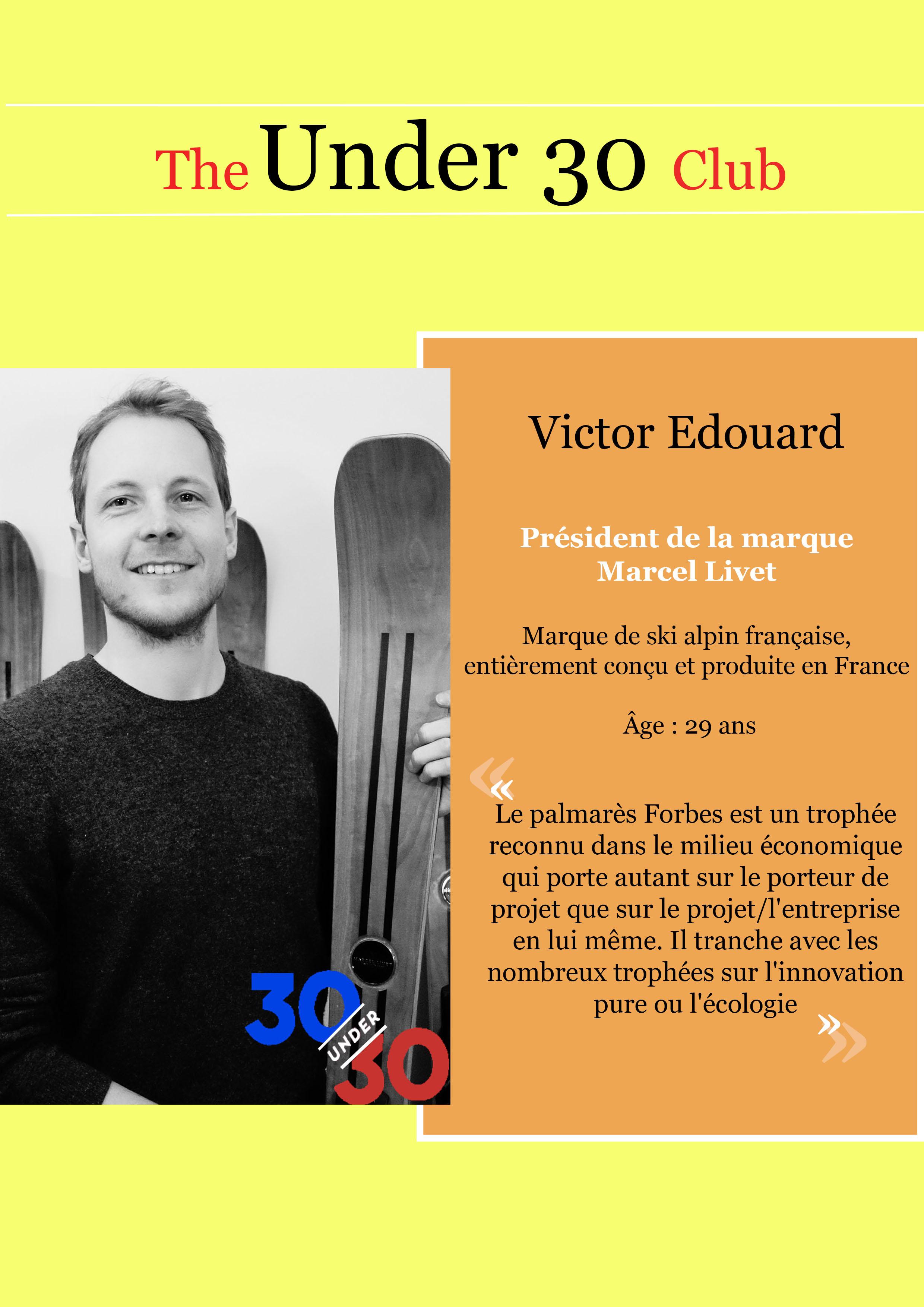 Victor Edouard
