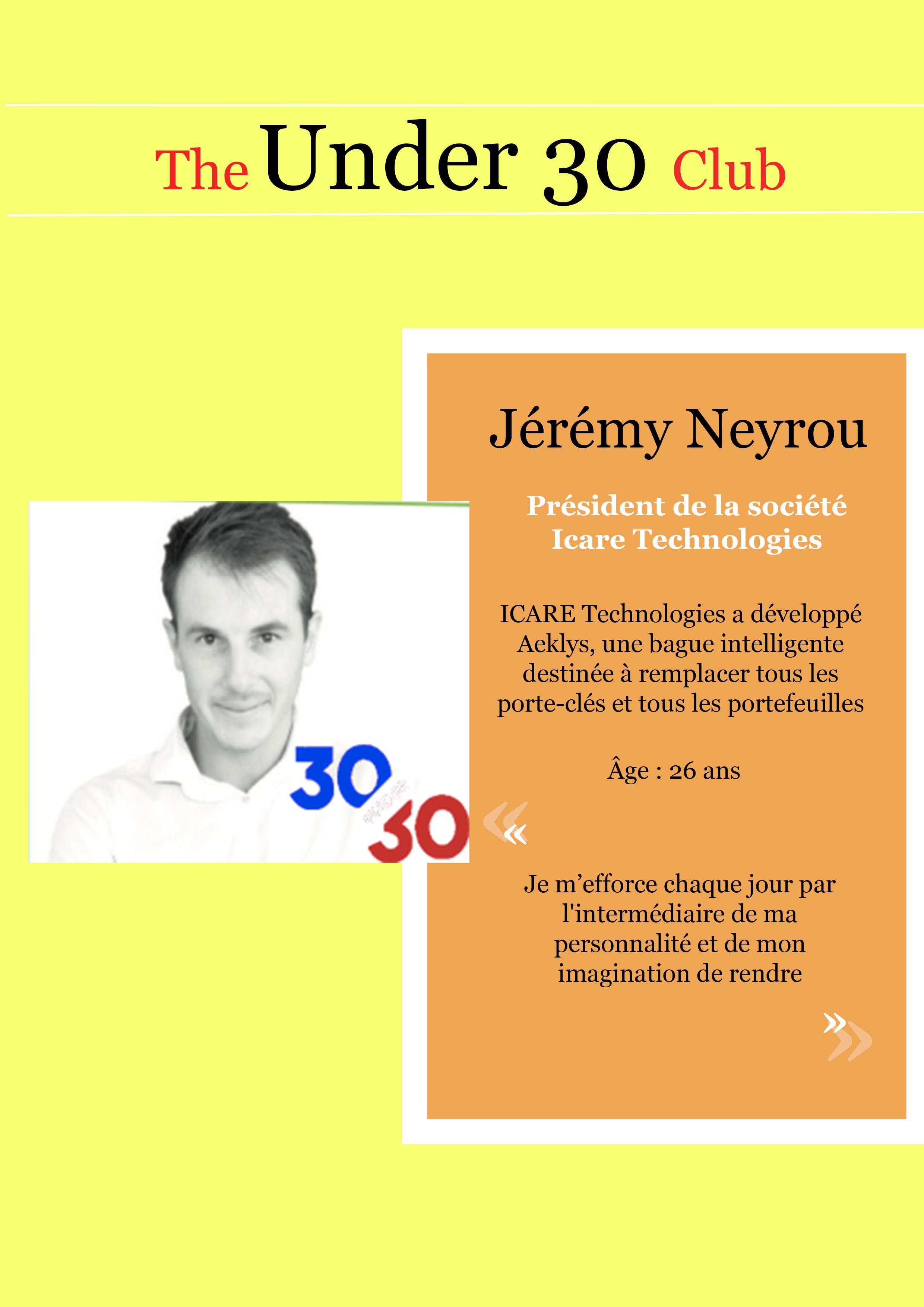 Jeremy Neyrou