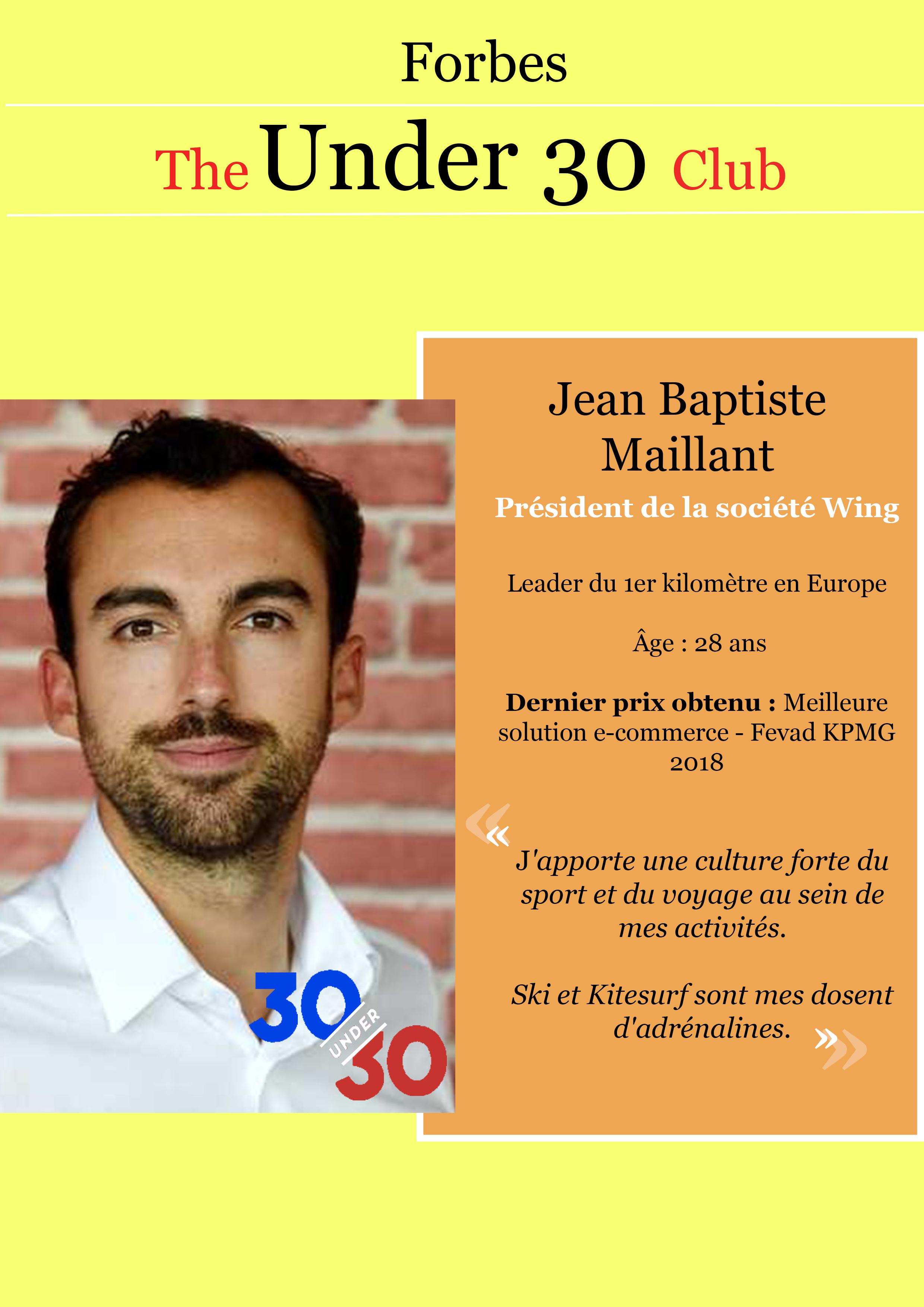 Jean Baptiste Maillant