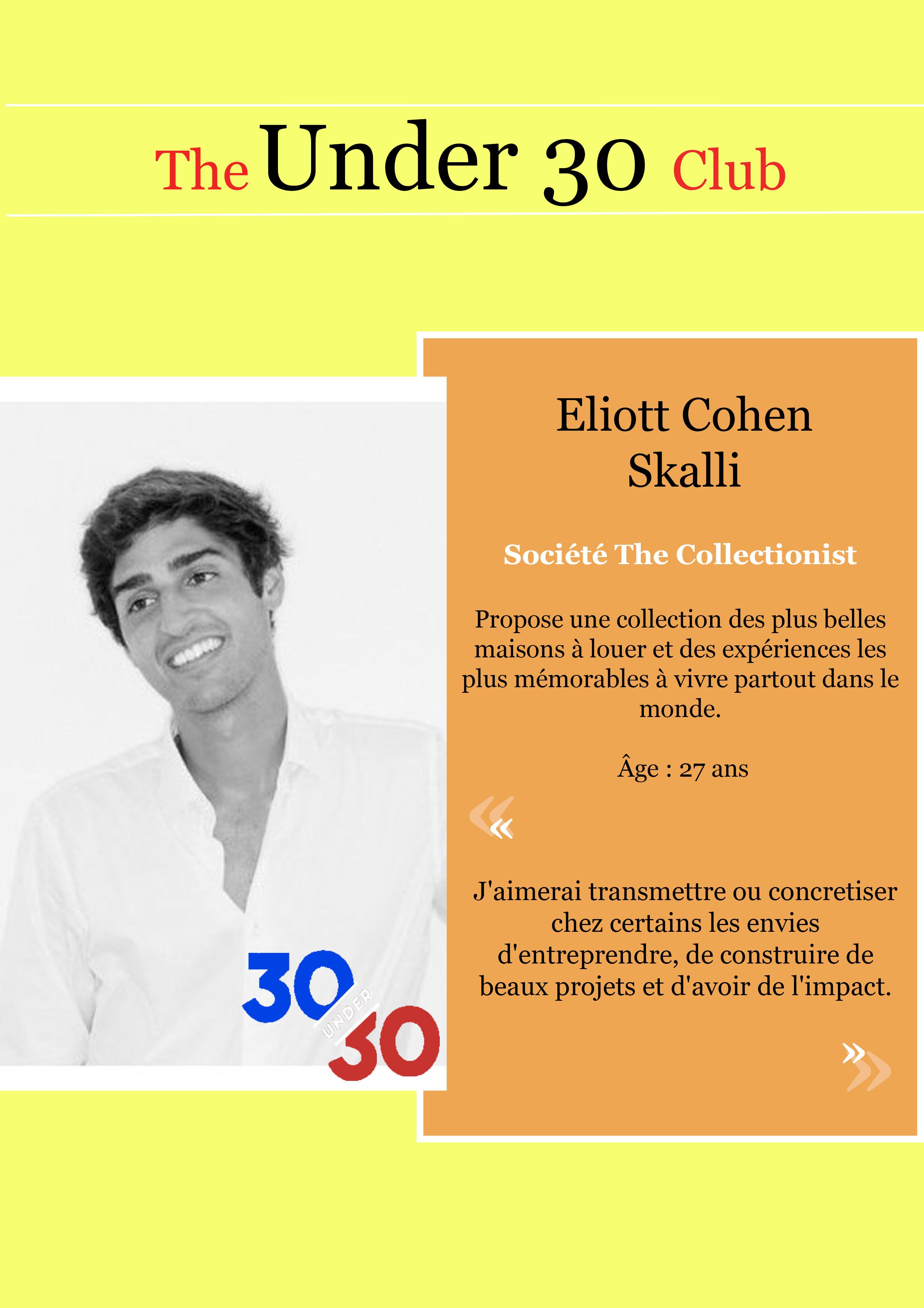 Eliott Cohen