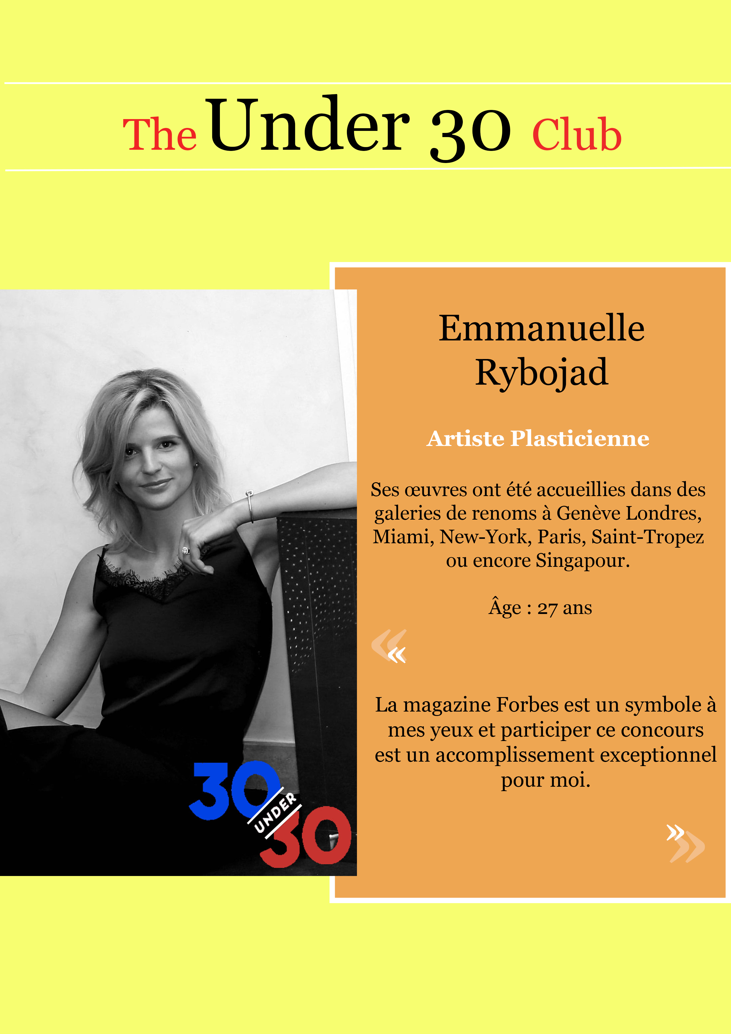 Emmanuelle Rybojad