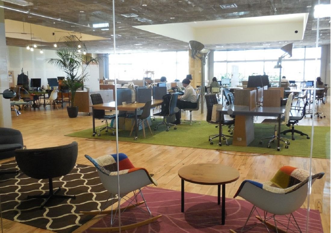 Bureaux dynamiques co working : la nouvelle donne des espaces de