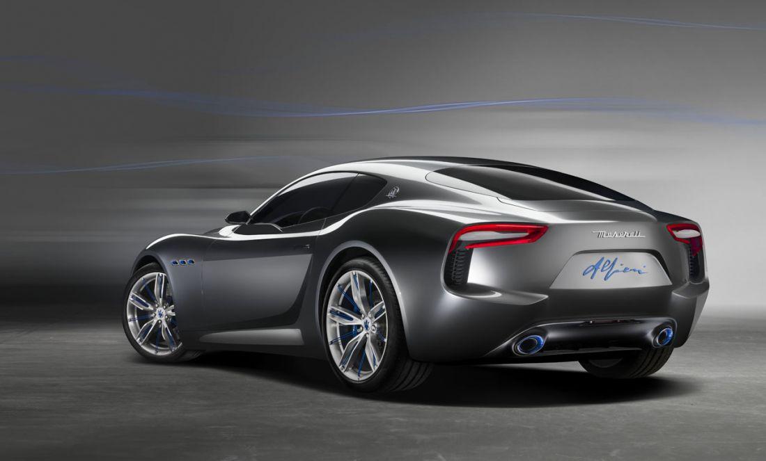 Maserati Alfieri: La Première Maserati Électrique Sortira en 2020 | Forbes France