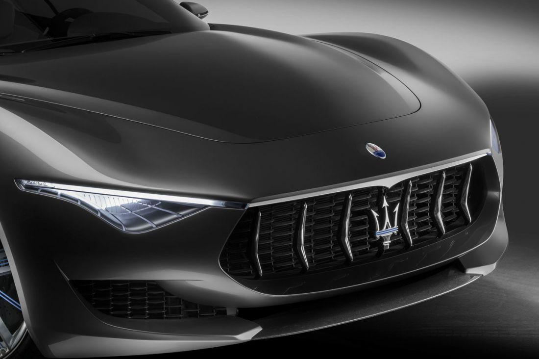 Maserati Alfieri La Premi 232 Re Maserati 201 Lectrique Sortira En 2020 Forbes France