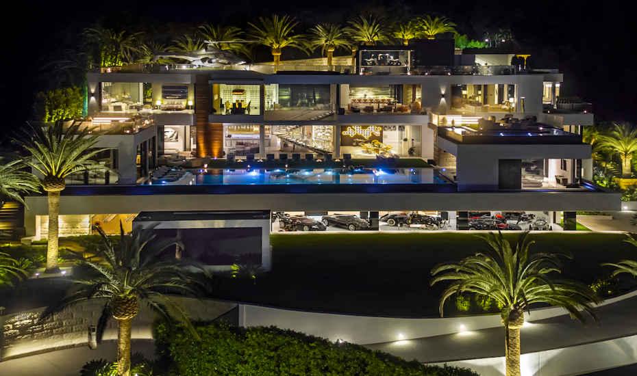 924 Bel-Air Road : La Villa La Plus Chère Des États-Unis | Forbes ...