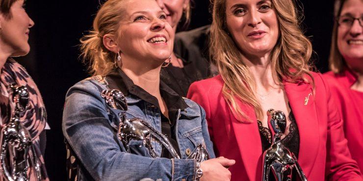 lauréates trophées femmes de l'économie © Gaétan Haugeard