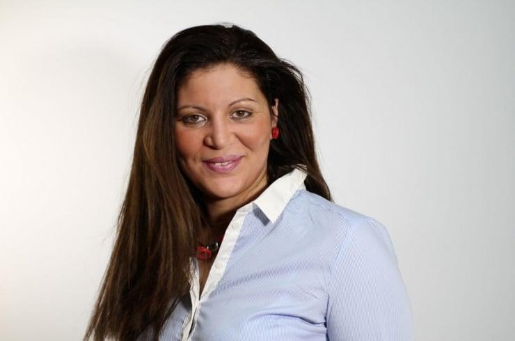 Portrait de Sabrina Boucherit Rézoé