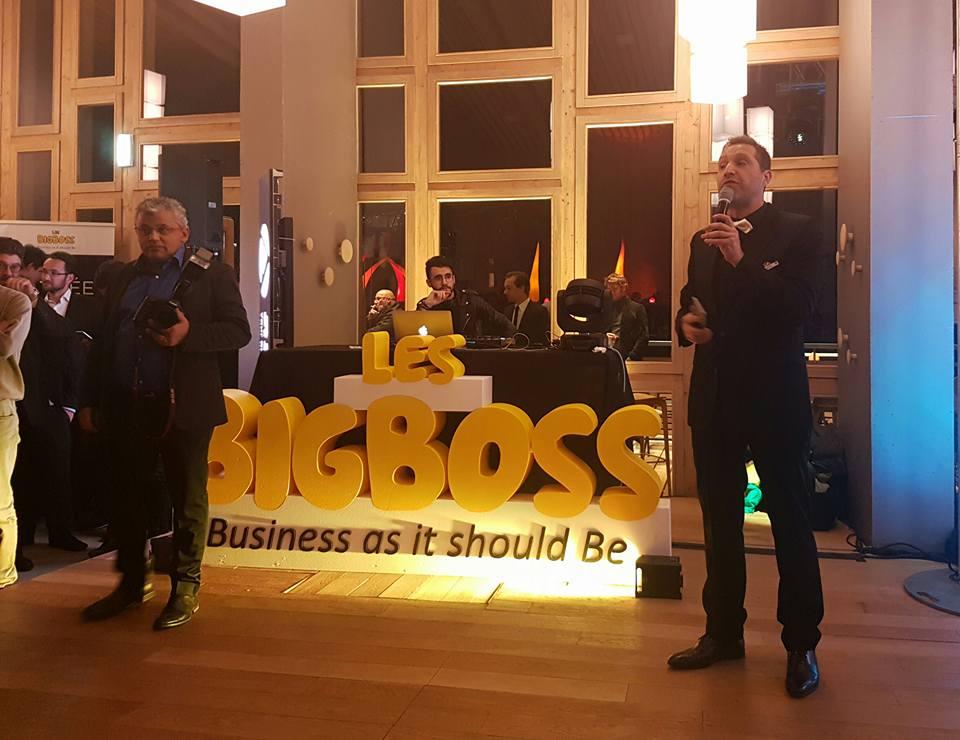 """L'Evènement """"Big Boss"""", Un Format Qui Remet L'Humain Au Coeur Du Business"""