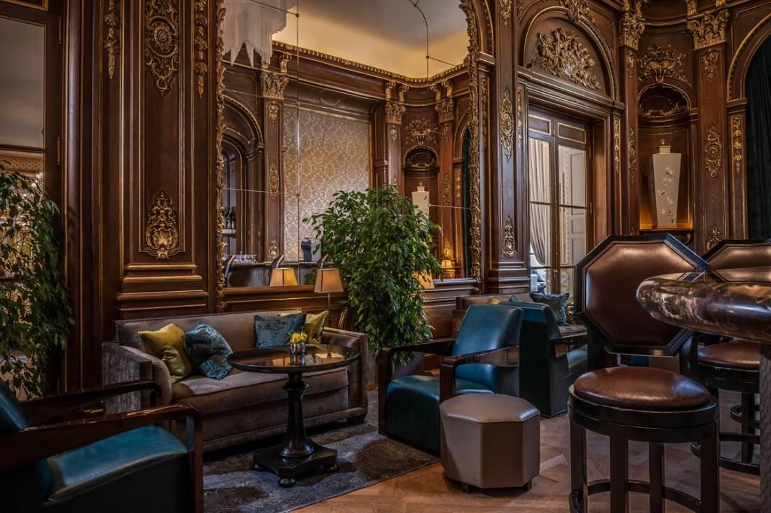Bars des palaces parisiens Peninsula