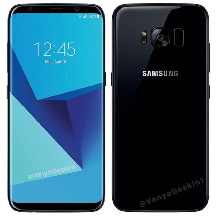 galaxy s8 date de sortie du prochaine smartphone de samsung confirm e par une nouvelle fuite. Black Bedroom Furniture Sets. Home Design Ideas