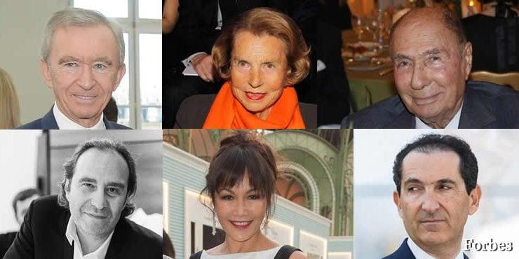 Milliardaires rencontres célébrités