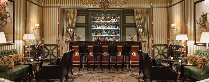 Meilleurs bars de palaces parisiens