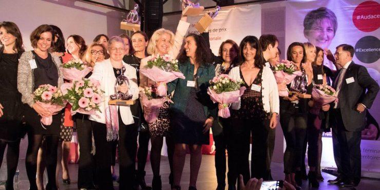 Cérémonie des Trophées Les Femmes de l'économie PACA & Monaco