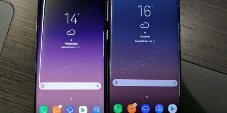 Galaxy S8 Plus Vs Galaxy S7 Edge Quelles Différences
