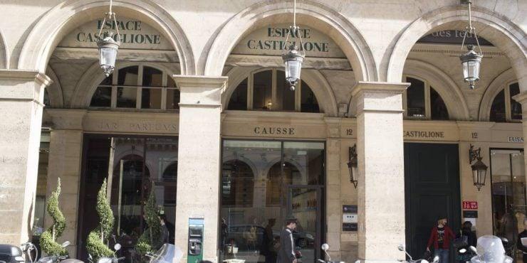 Une Balade Sous Les Arcades Des Tuileries | Forbes France