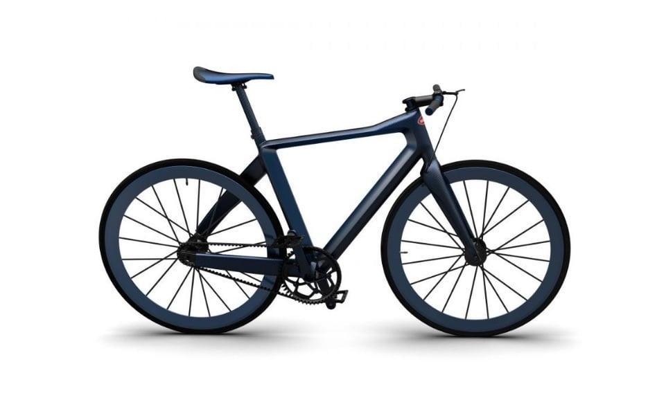 Vélo Buggati, Moins de 5Kg Pour 36 000 Euros