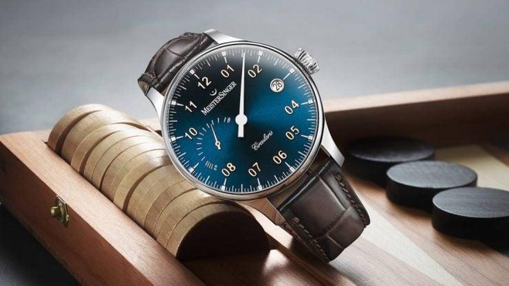 La montre Circularis de MeisterSinger