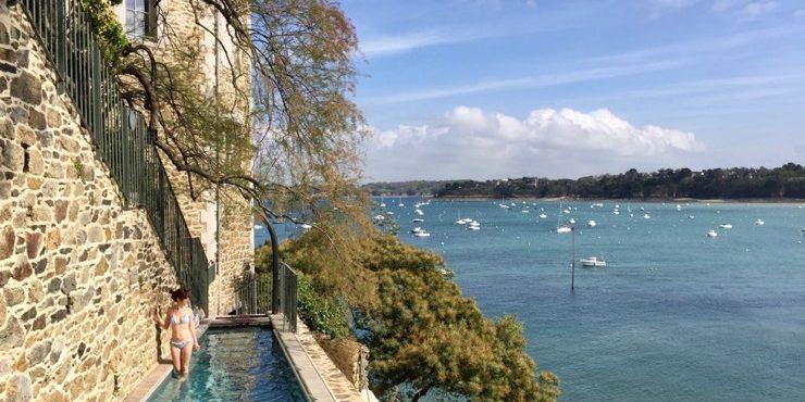 Hotel De Luxe Dinard