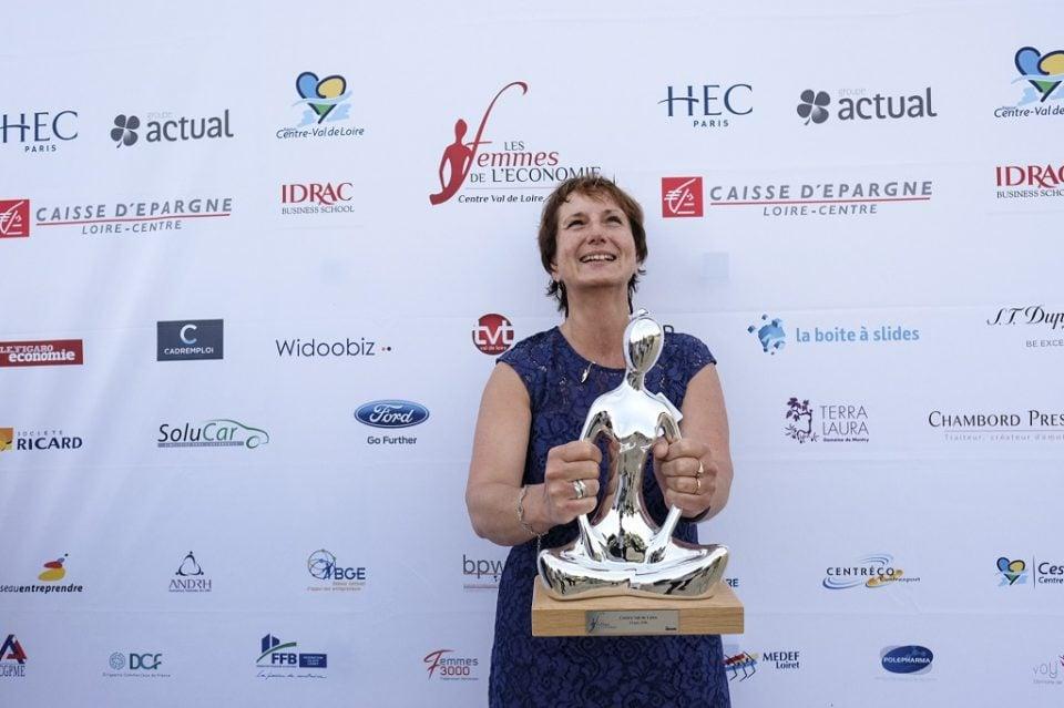 Nicole Ladner, Gérante d'Eurobougie © Viviane Dalles