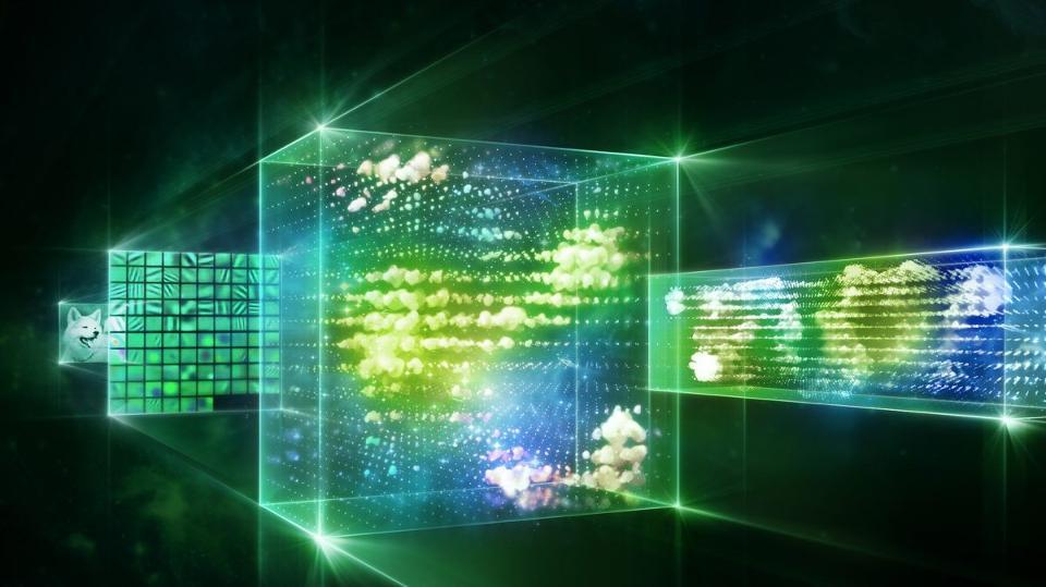 Le pionnier de l'intelligence artificielle (IA) Nvidia a annoncé qu'il allait former 100 000 concepteurs de