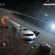 L'Oxyde, un vaisseau pour miner des astéroïdes