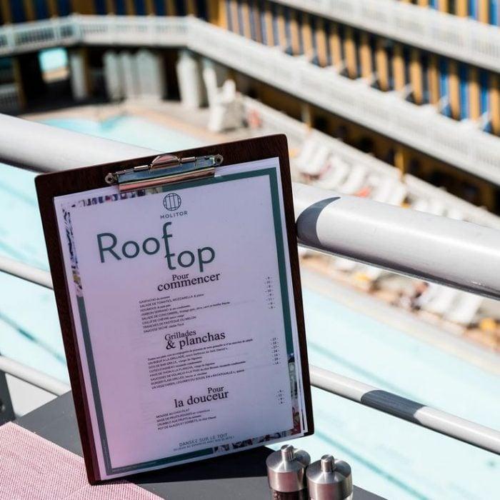 Guide des terrasses parisiennes pour l 39 et 2017 forbes for Adresse piscine molitor