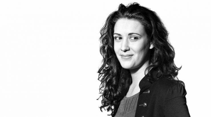 Clémentine Parâtre, entrepreneure et présidente du Lab Pareto