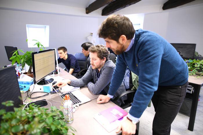 Heek, Le Chatbot Qui Crée Votre Site Internet En Quelques Minutes, Racheté Par Freeland