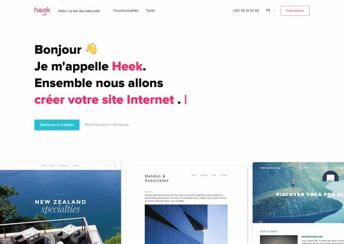 heek-homepage