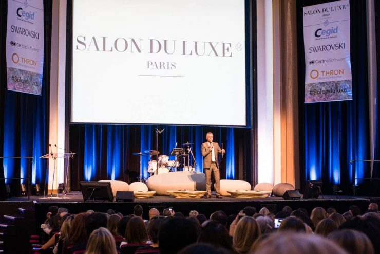 L innovation a l honneur sur le salon du luxe paris 2017 for Salon du chien 2017 paris