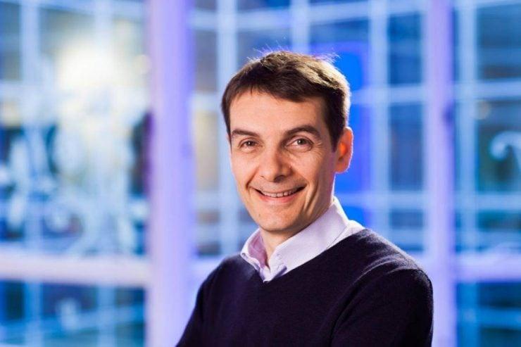 Sylvain Rabuel, Directeur Général du Club Med France, Europe et Afrique