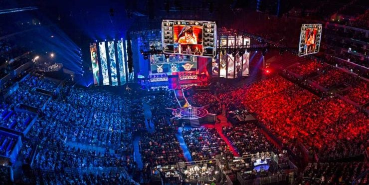 le business du esport